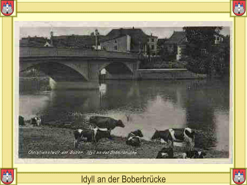 Idyll an der Boberbrücke
