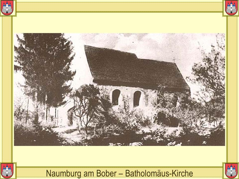 Naumburg am Bober – Batholomäus-Kirche