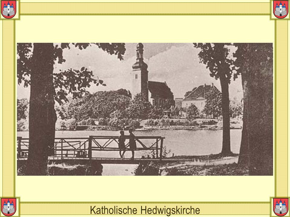 Katholische Hedwigskirche