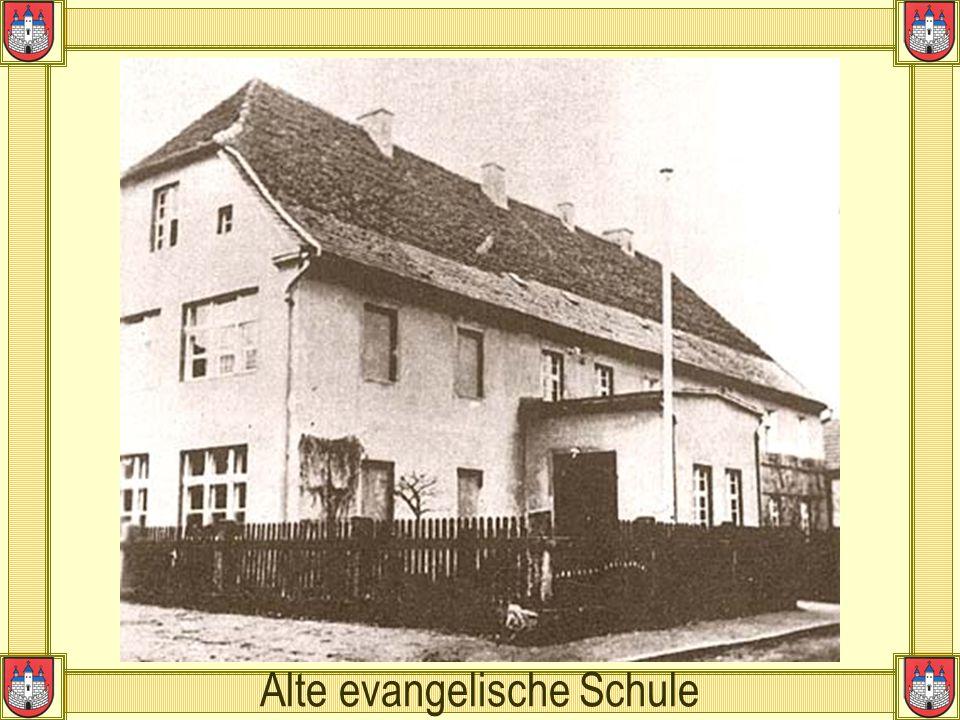 Alte evangelische Schule