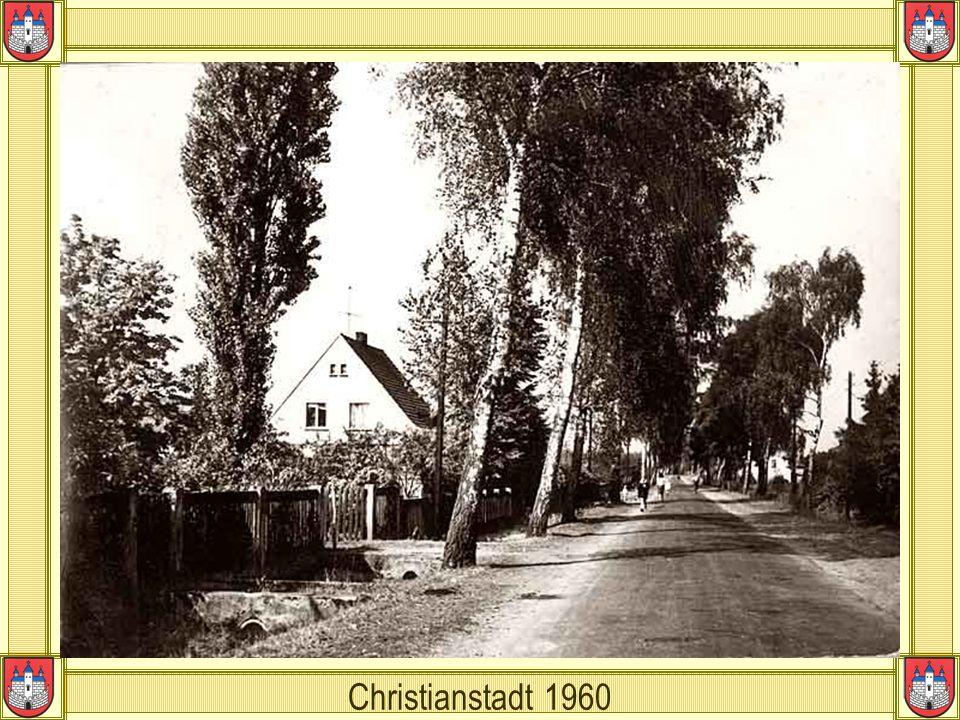 Christianstadt 1960