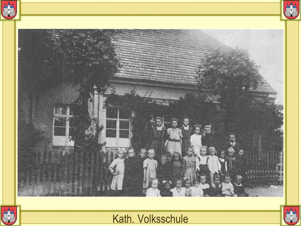 Kath. Volksschule