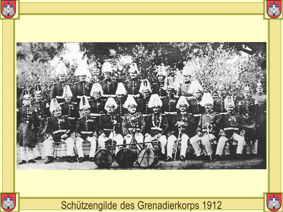 Schützengilde des Grenadierkorps 1912