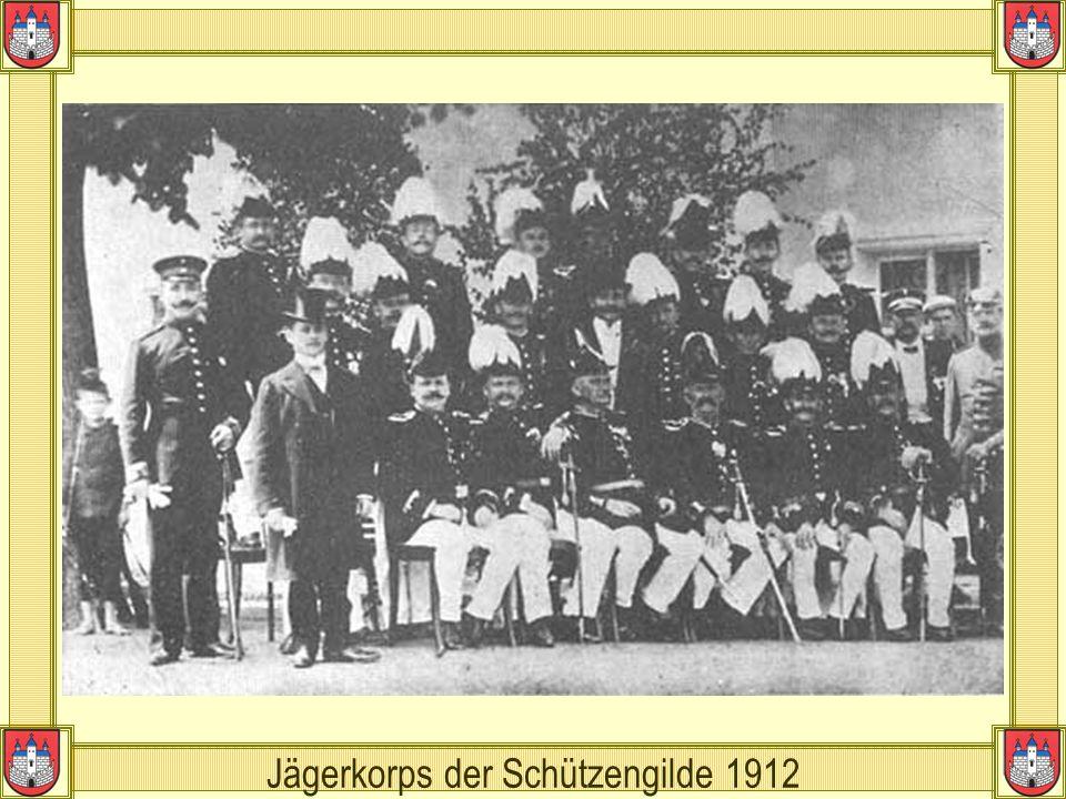 Jägerkorps der Schützengilde 1912