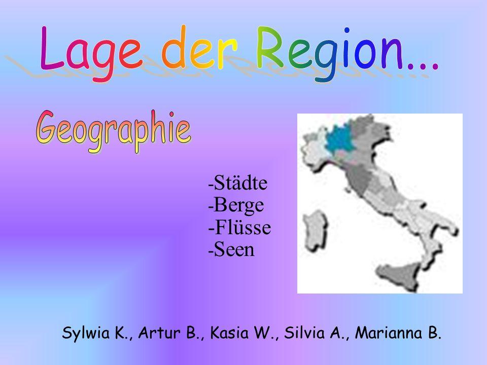 Sylwia K., Artur B., Kasia W., Silvia A., Marianna B.