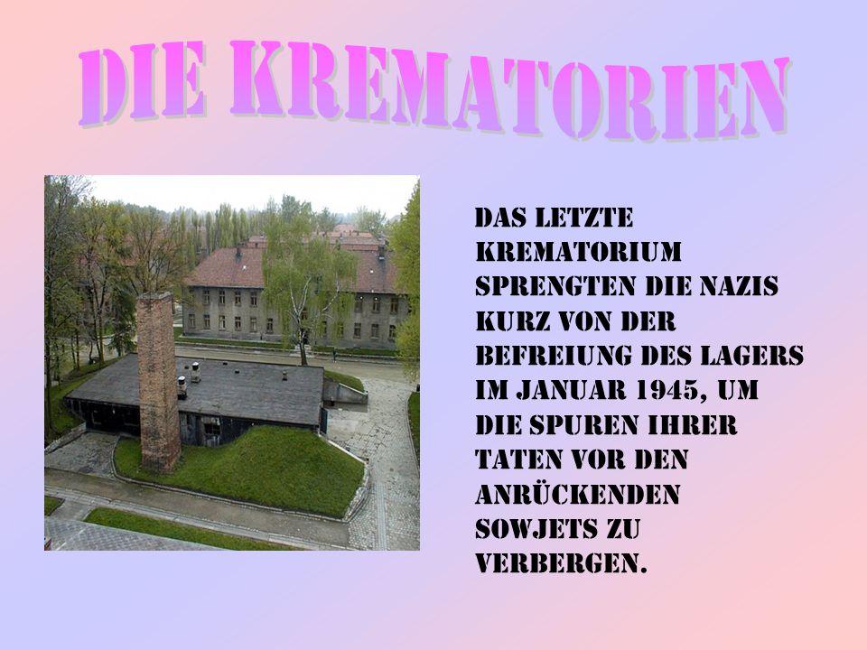 Die Krematorien