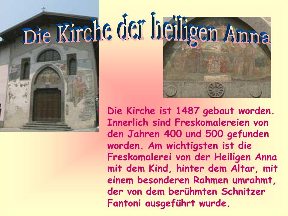 Die Kirche der heiligen Anna