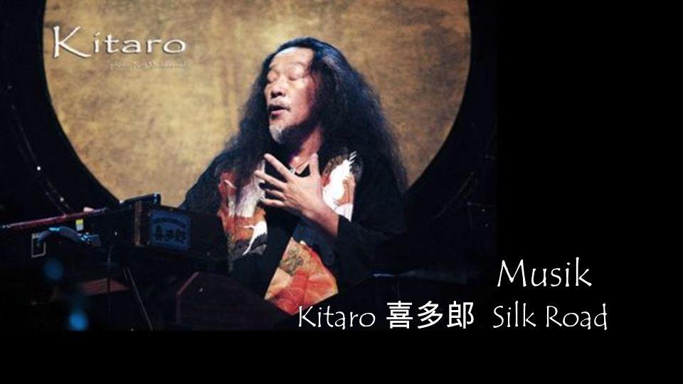 Musik Kitaro 喜多郎 Silk Road