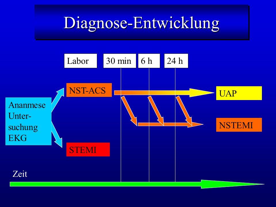 Diagnose-Entwicklung