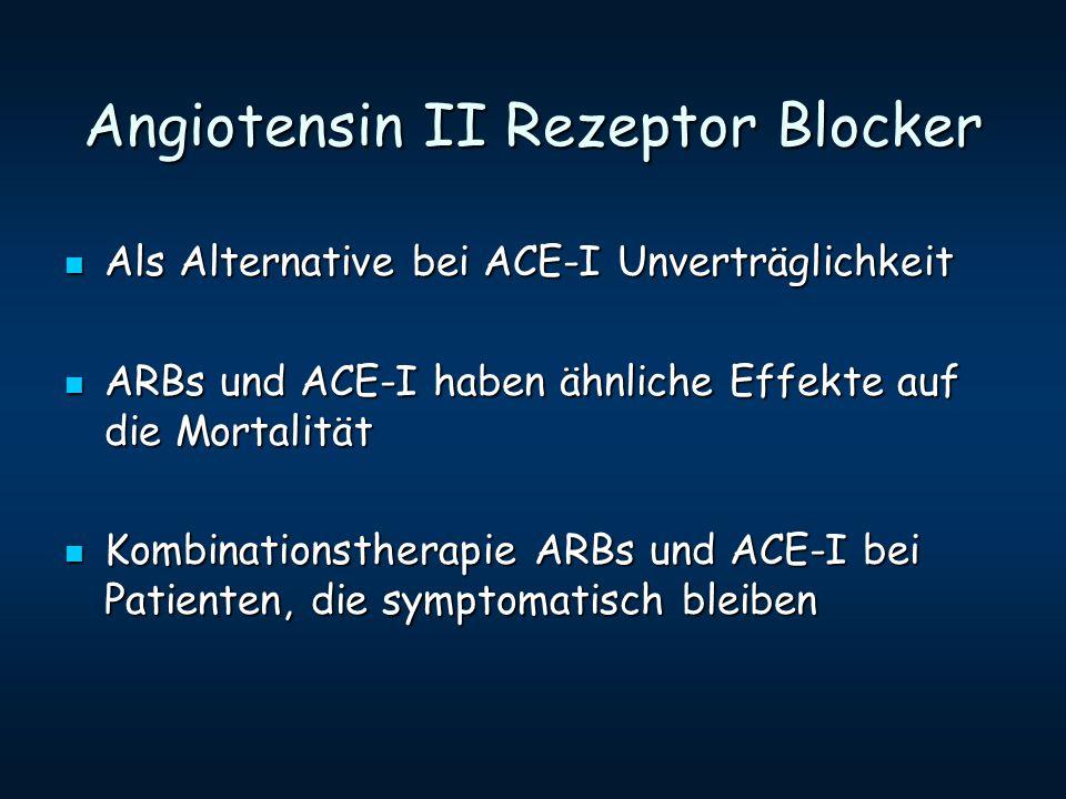 Angiotensin II Rezeptor Blocker