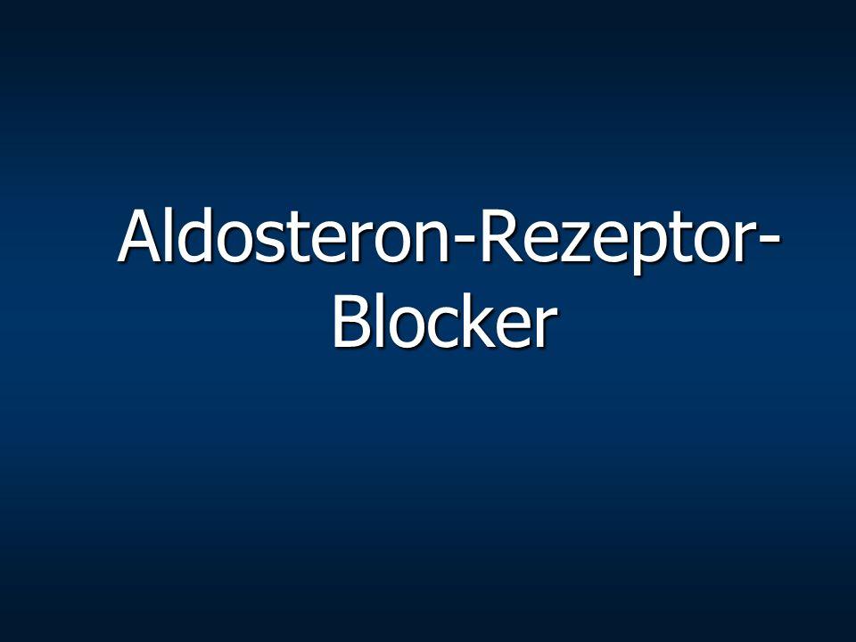 Aldosteron-Rezeptor-Blocker