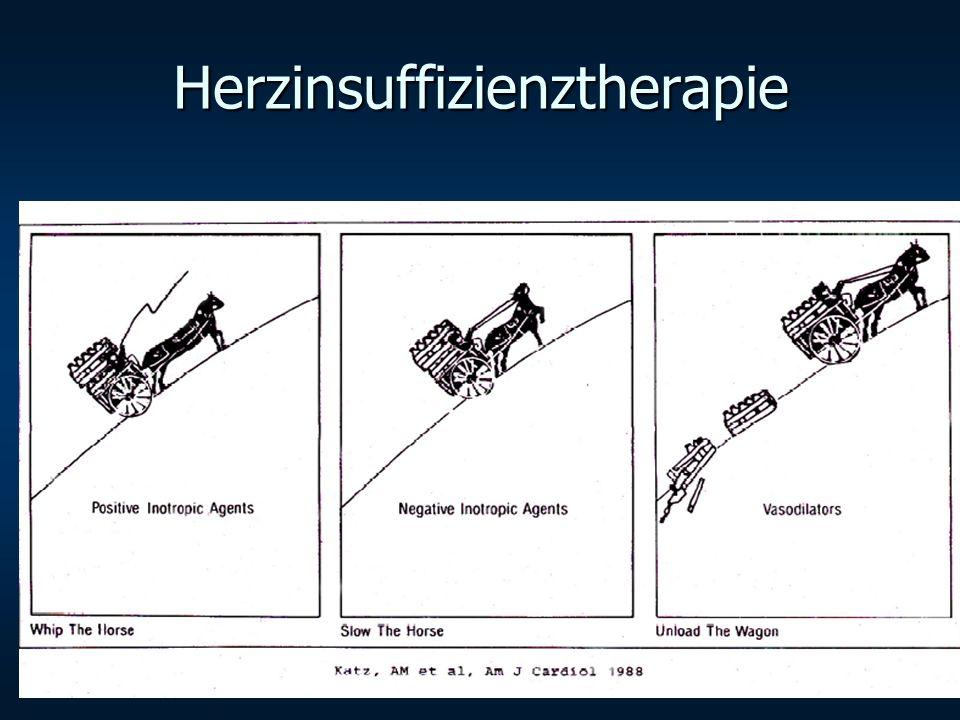 Herzinsuffizienztherapie