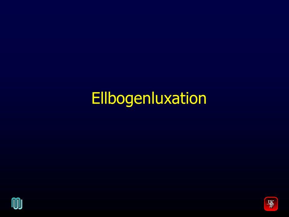 Ellbogenluxation