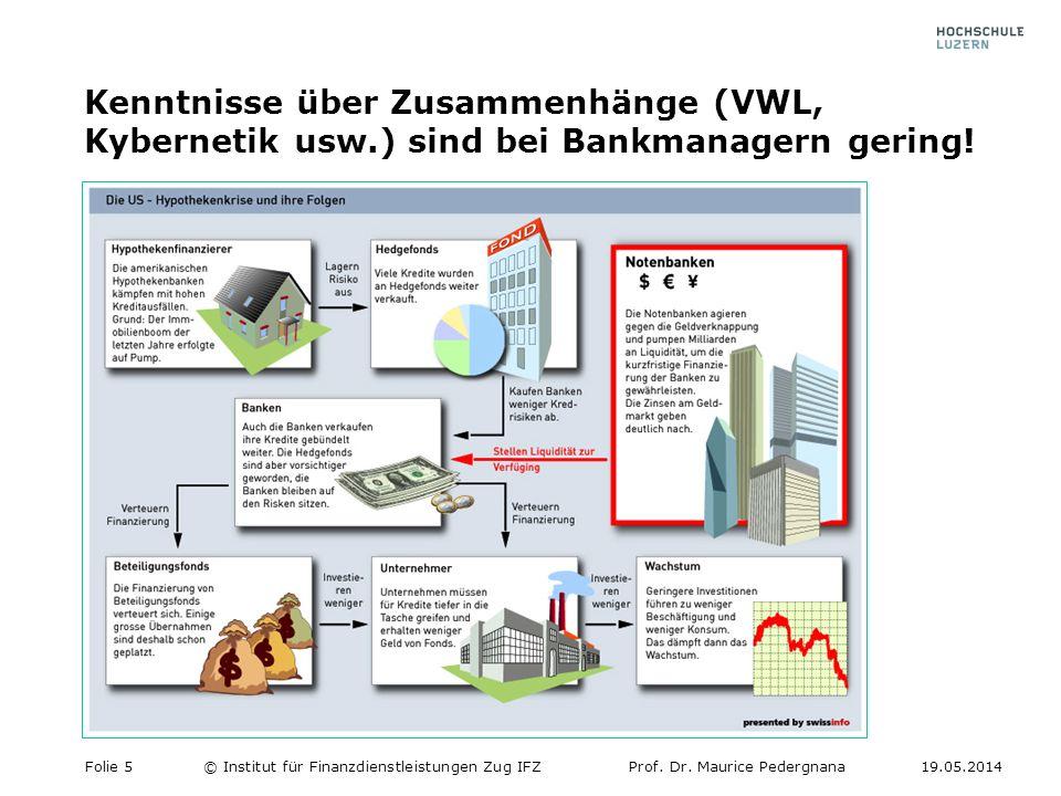 Kenntnisse über Zusammenhänge (VWL, Kybernetik usw