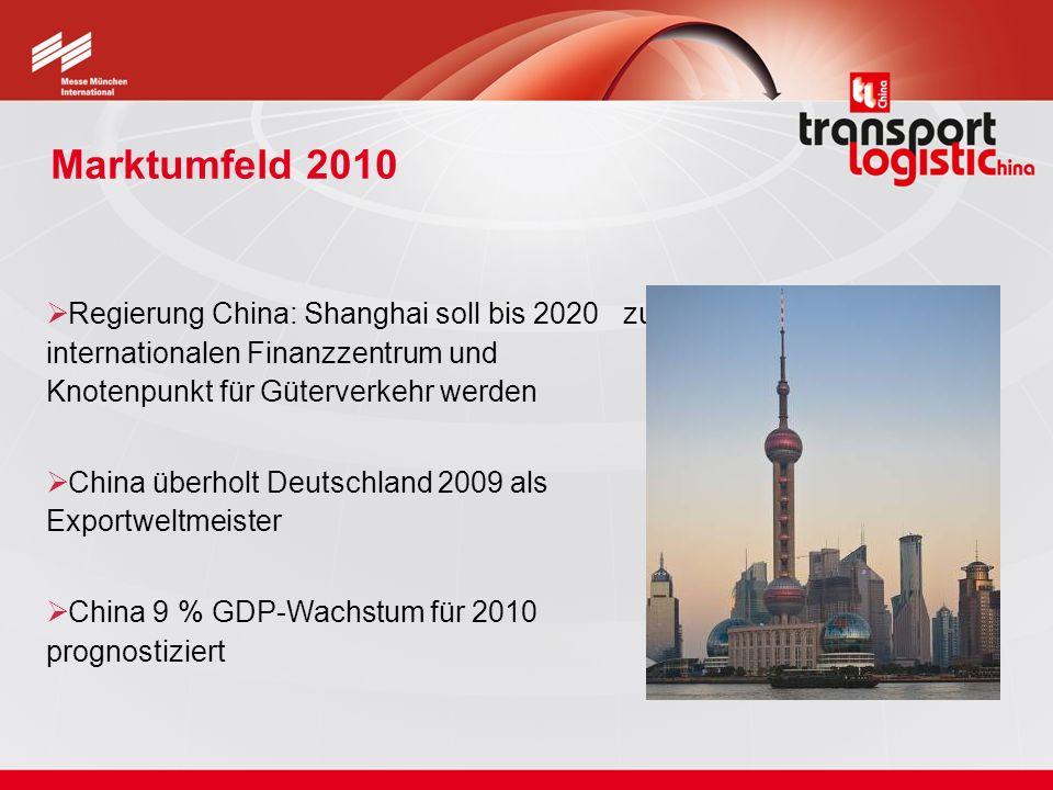 Parallelität zur World Expo 2010