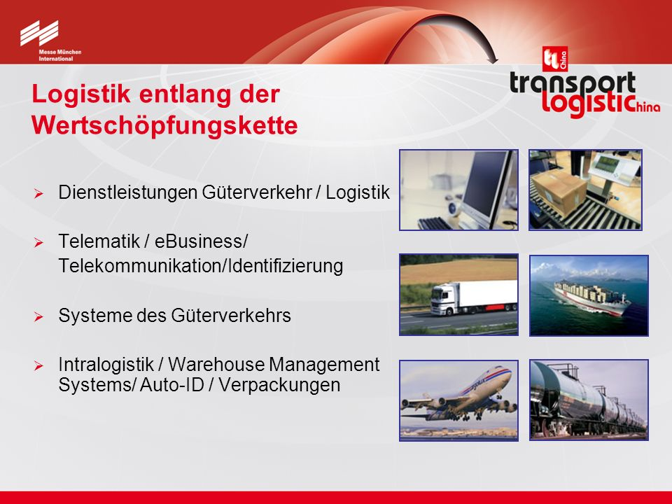 Weltleitmesse transport logistic 2009