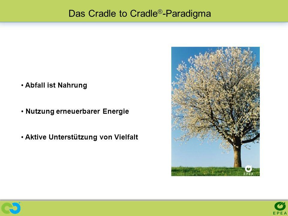 Das Cradle to Cradle®-Paradigma