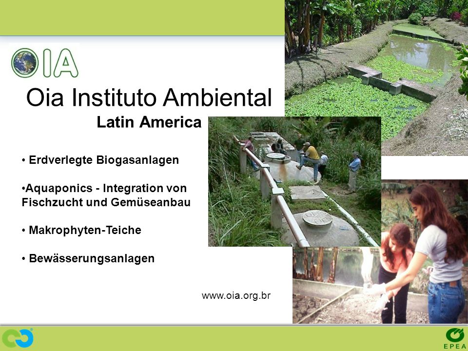 Oia Instituto Ambiental Latin America