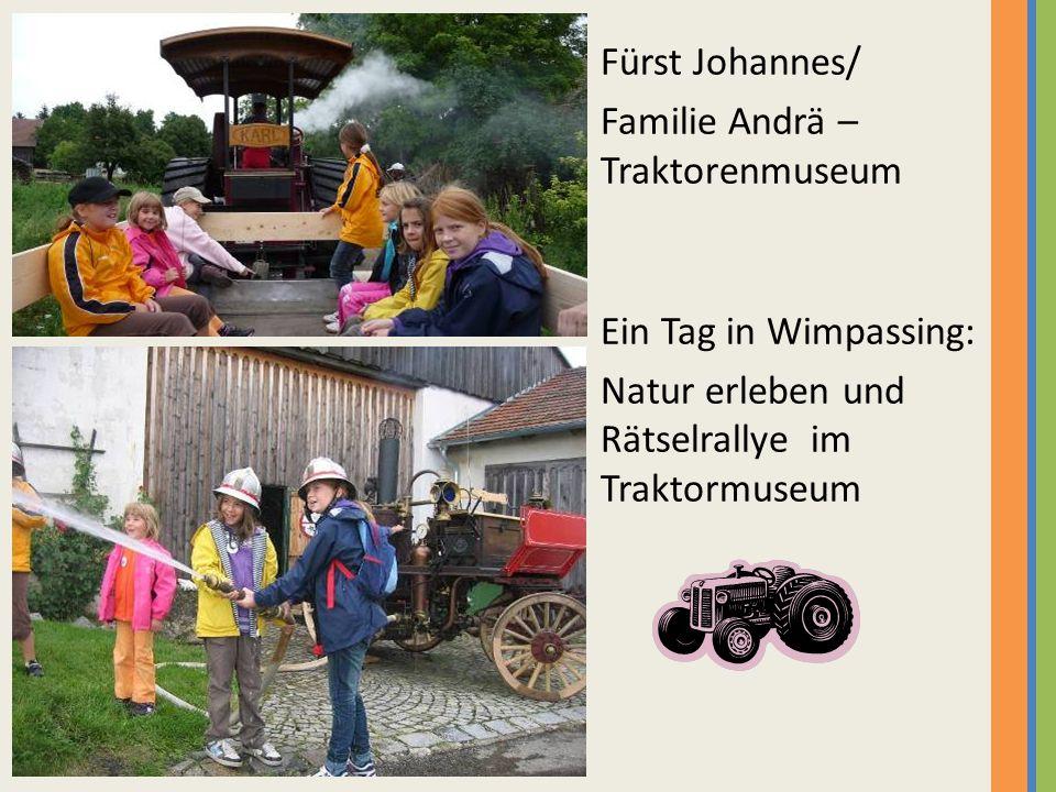 Familie Andrä – Traktorenmuseum