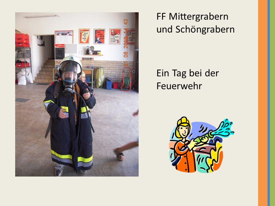 FF Mittergrabern und Schöngrabern