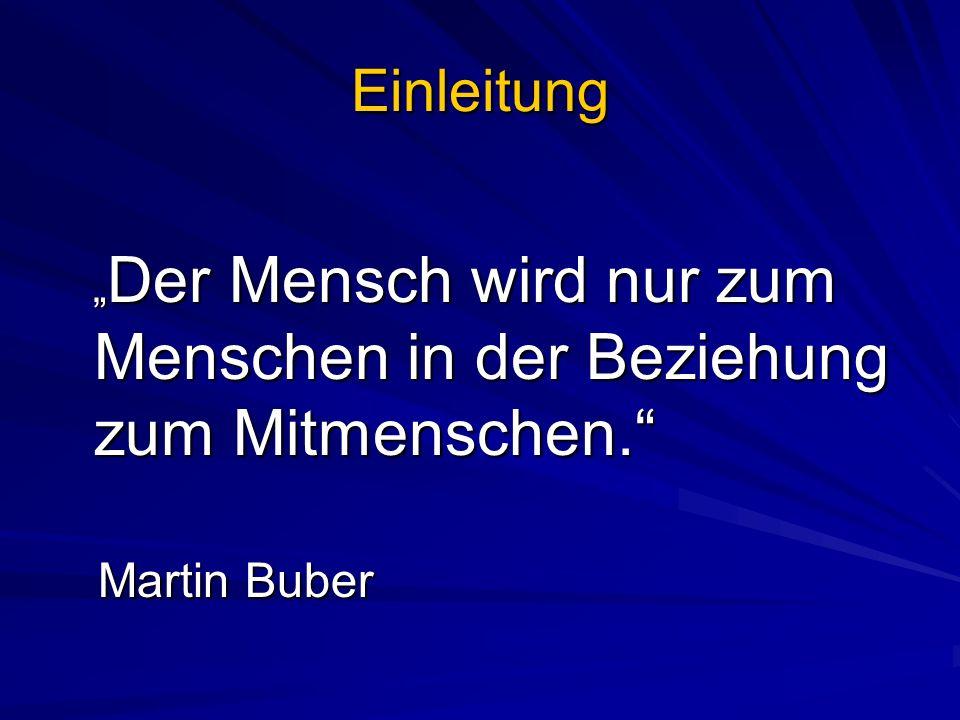 Einleitung Martin Buber