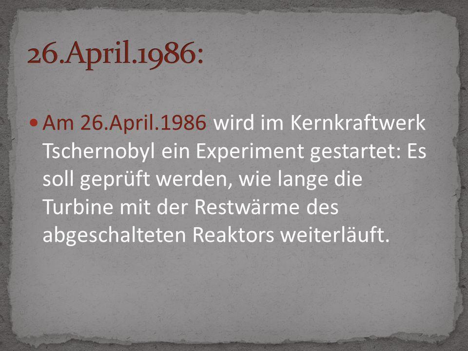 26.April.1986: