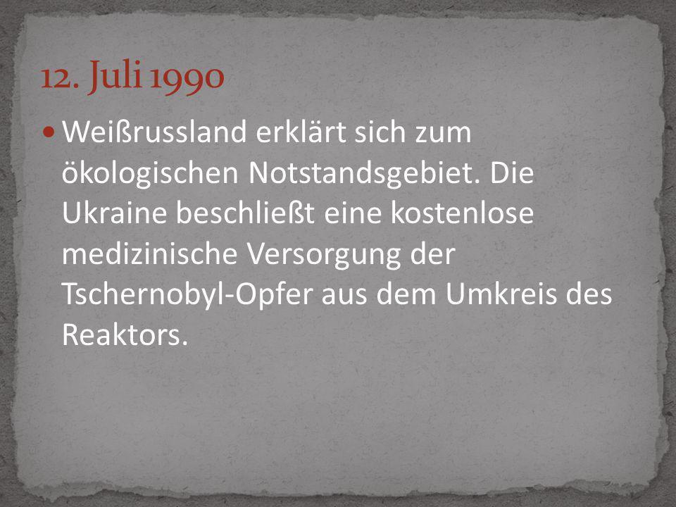 12. Juli 1990