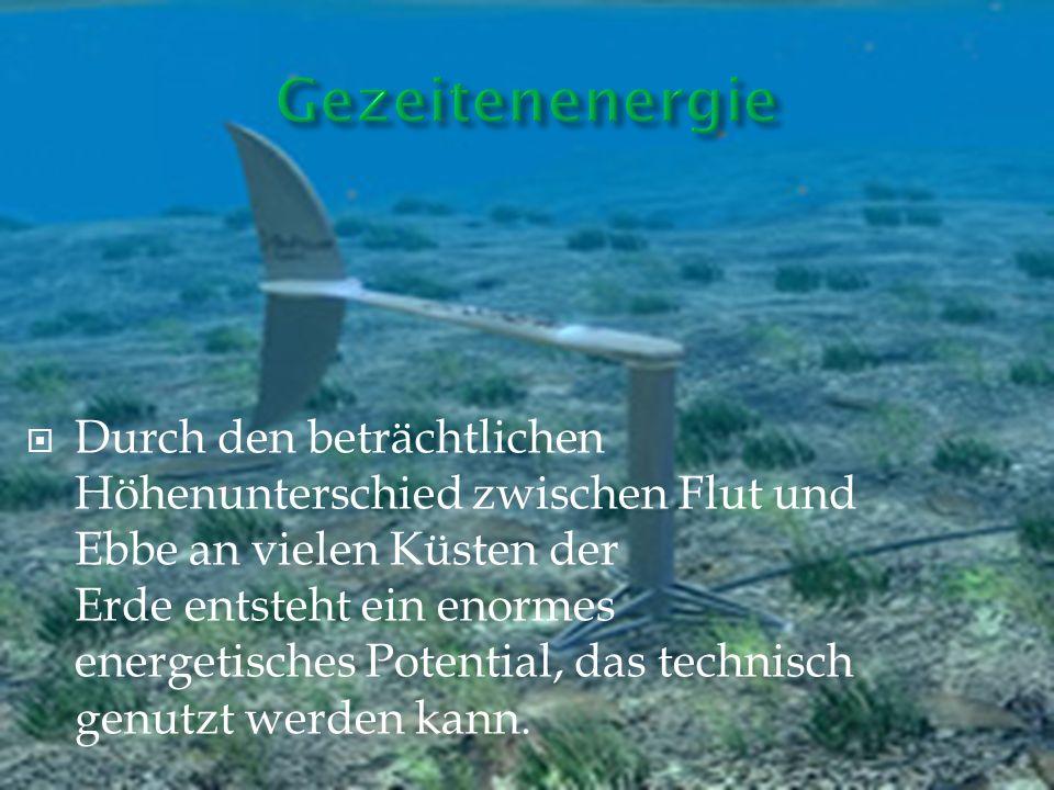 Gezeitenenergie