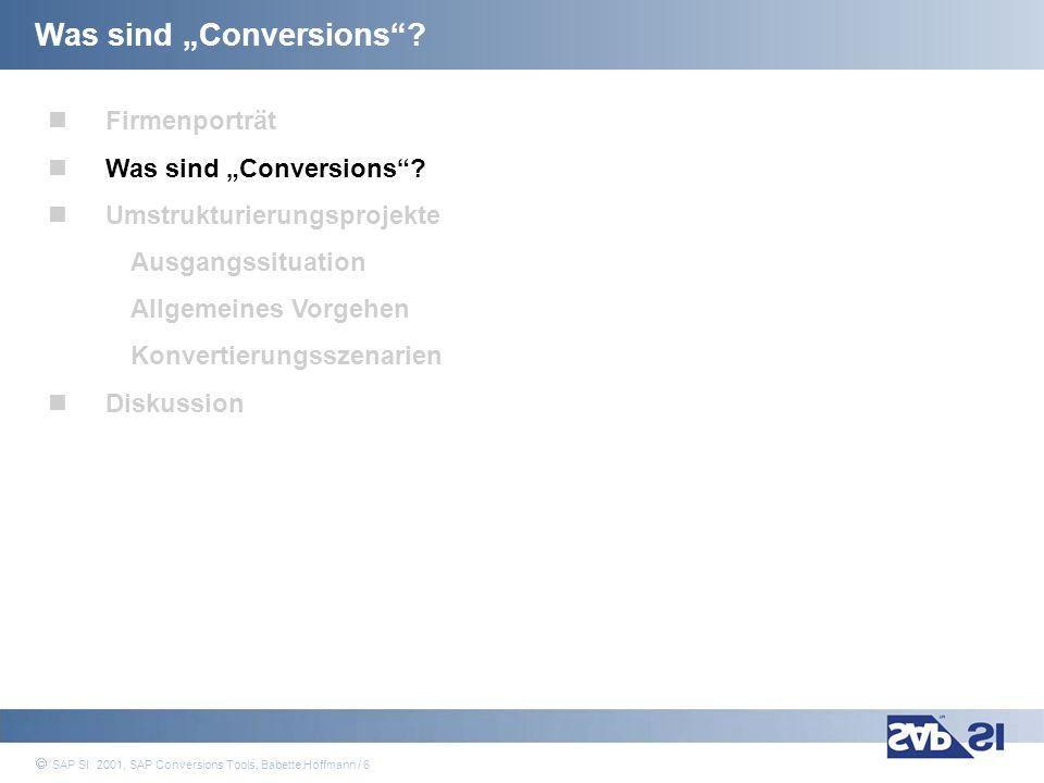 "Was sind ""Conversions"