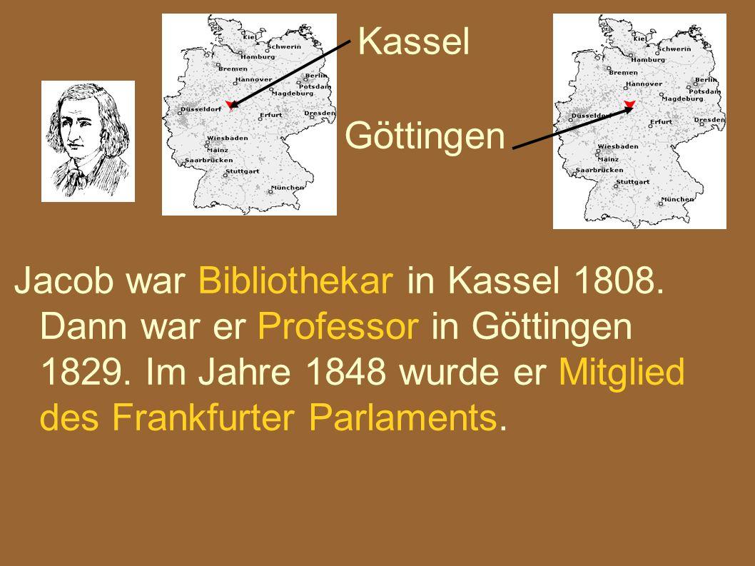 Kassel Göttingen.