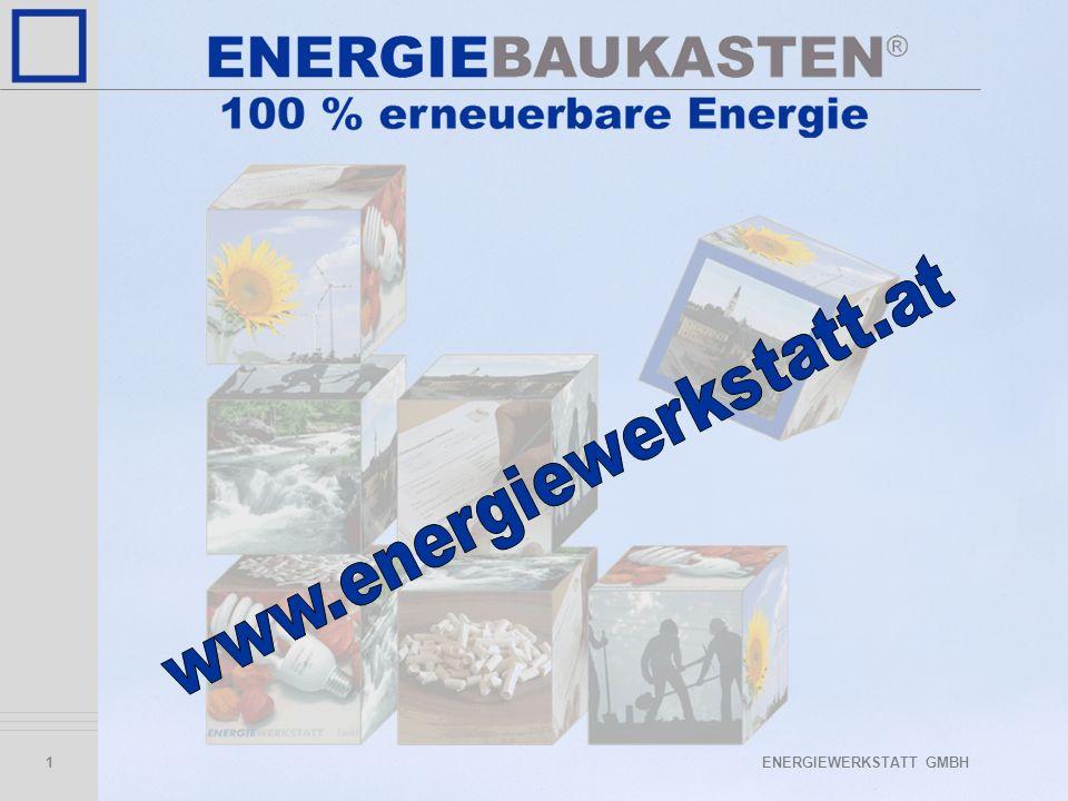 www.energiewerkstatt.at ENERGIEWERKSTATT GMBH