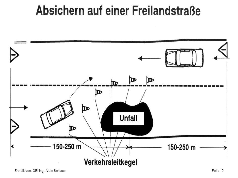 Erstellt von: OBI Ing. Albin Schauer