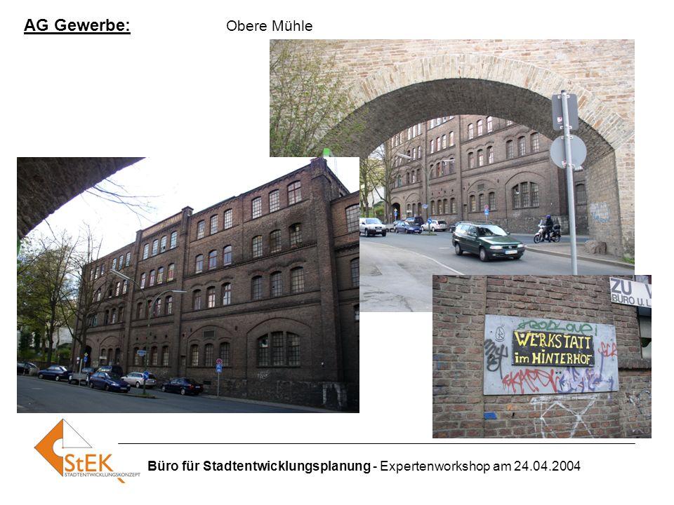 AG Gewerbe: Obere Mühle