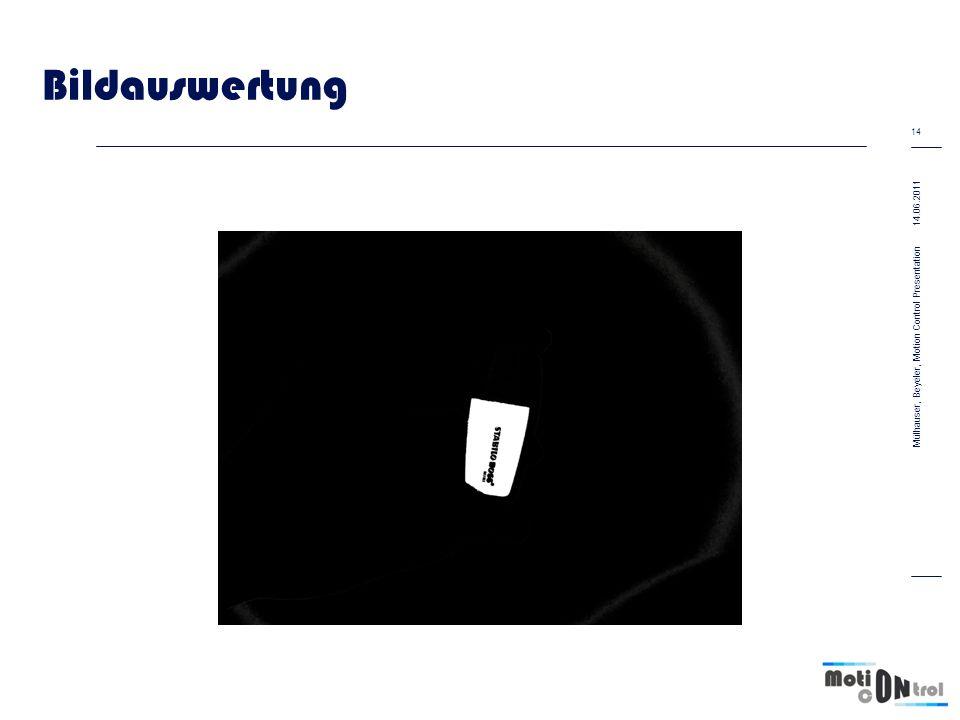 Bildauswertung Mit bild und grünem gegenstand erklären 14.06.2011