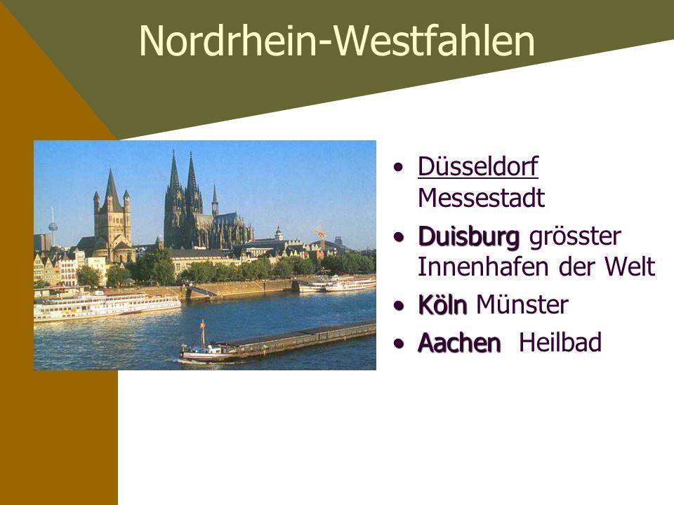 Nordrhein-Westfahlen