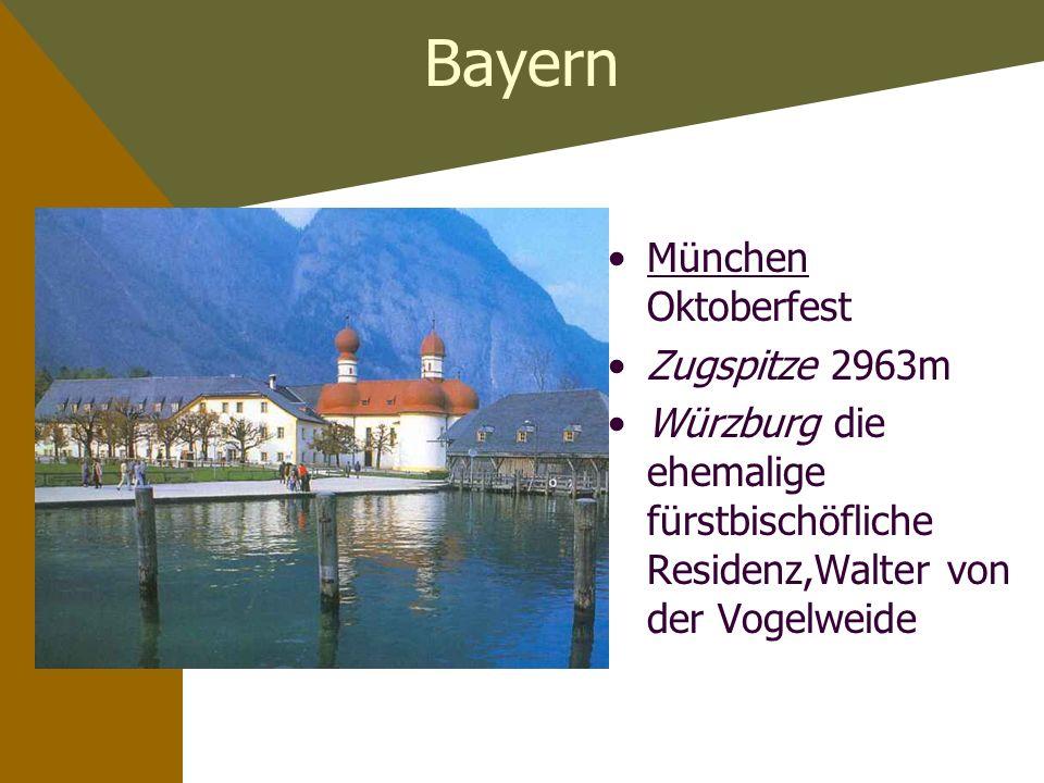 Bayern München Oktoberfest Zugspitze 2963m