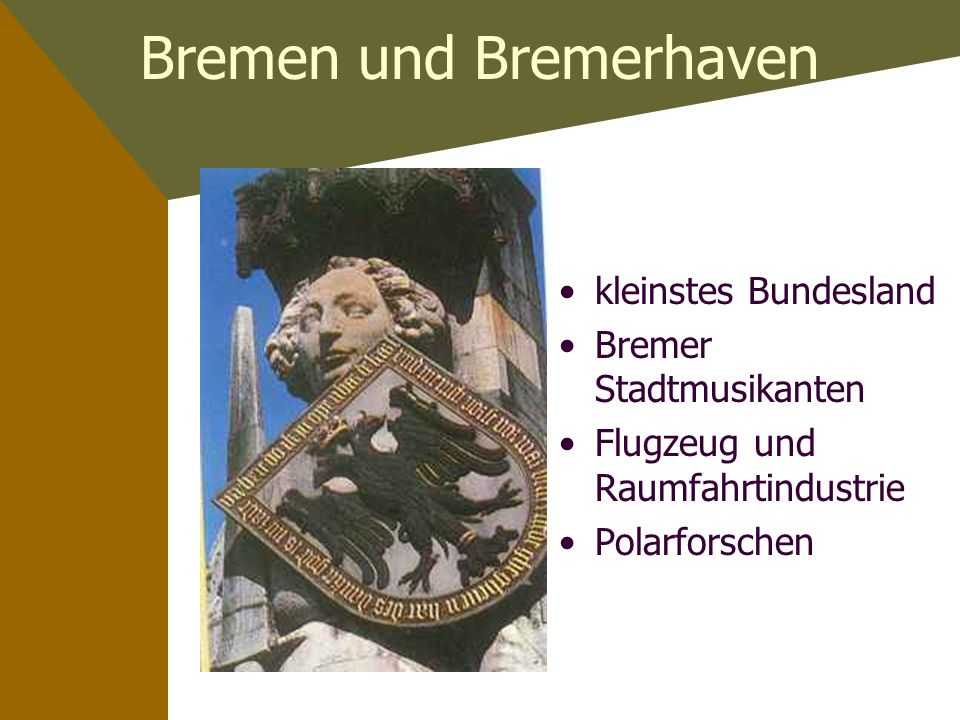 Bremen und Bremerhaven