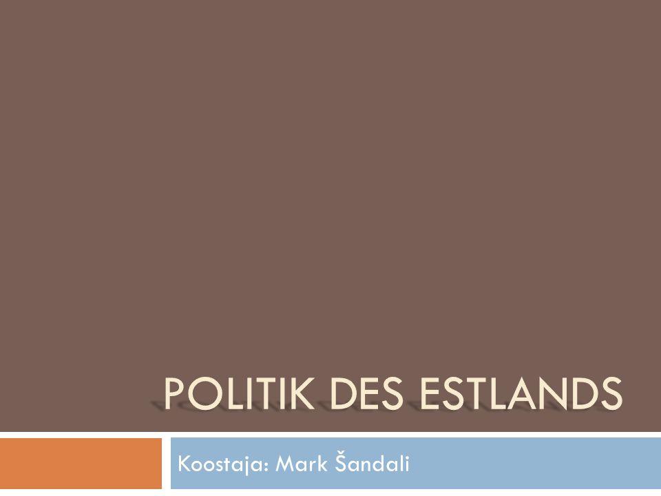 Koostaja: Mark Šandali