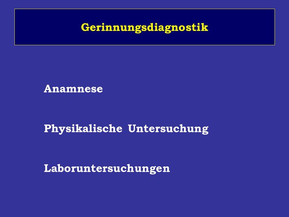 Gerinnungsdiagnostik