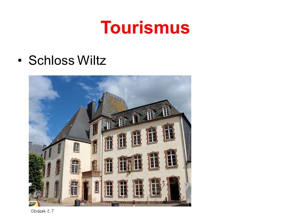 Tourismus Schloss Wiltz Obrázek č. 7