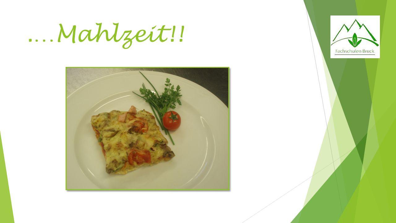 .…Mahlzeit!!