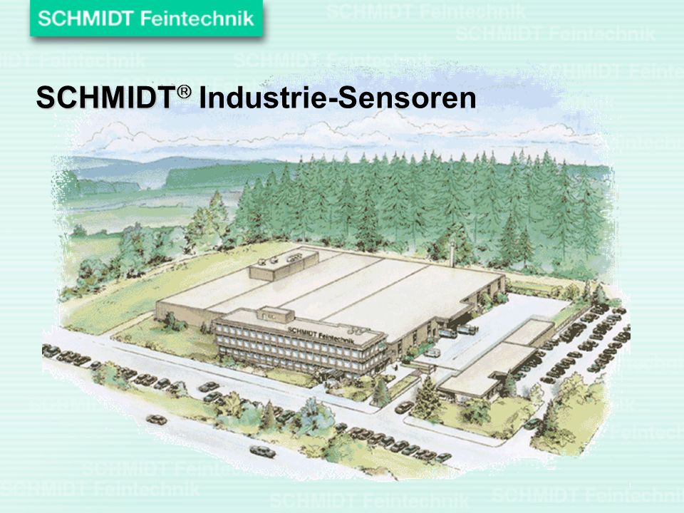 SCHMIDT Industrie-Sensoren