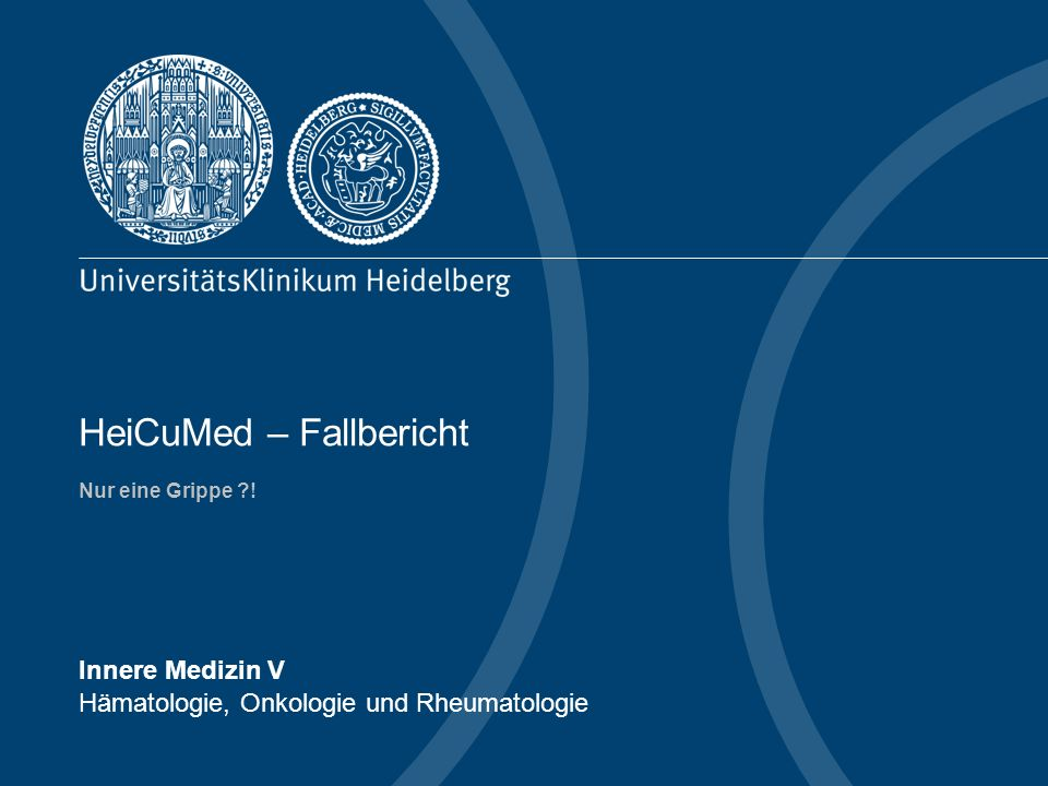 HeiCuMed – Fallbericht
