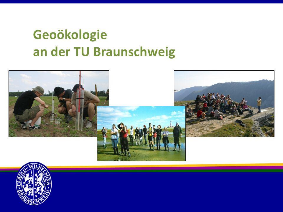 Geoökologie an der TU Braunschweig