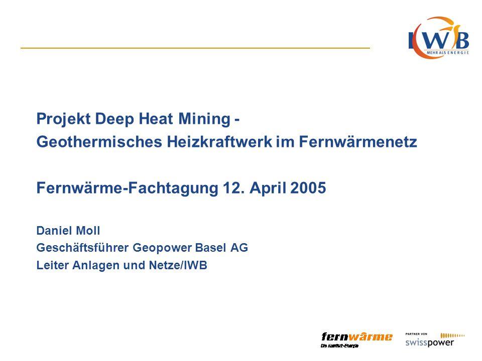 Projekt Deep Heat Mining -
