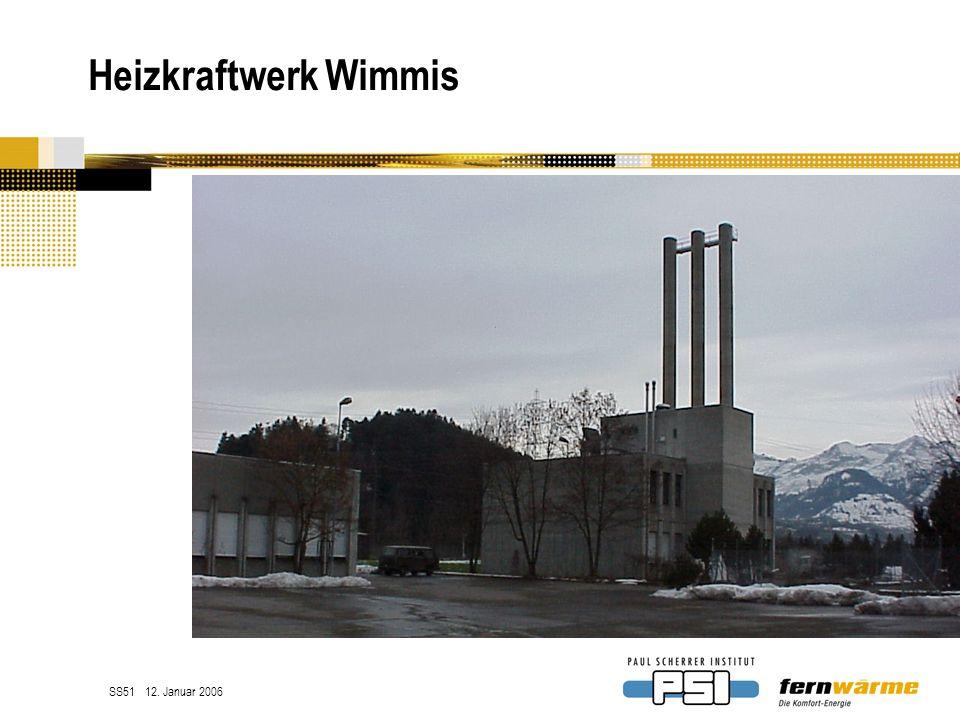 Heizkraftwerk Wimmis