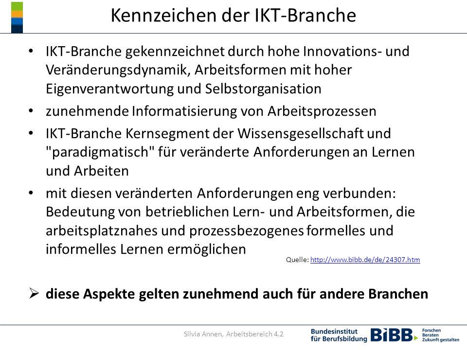 Kennzeichen der IKT-Branche