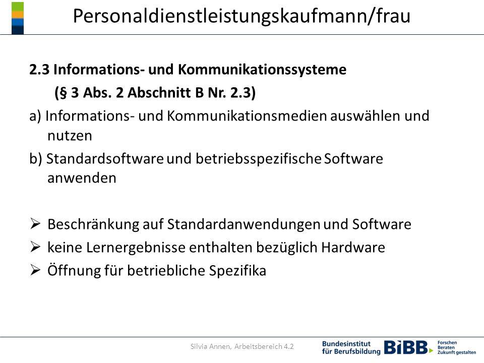 Personaldienstleistungskaufmann/frau