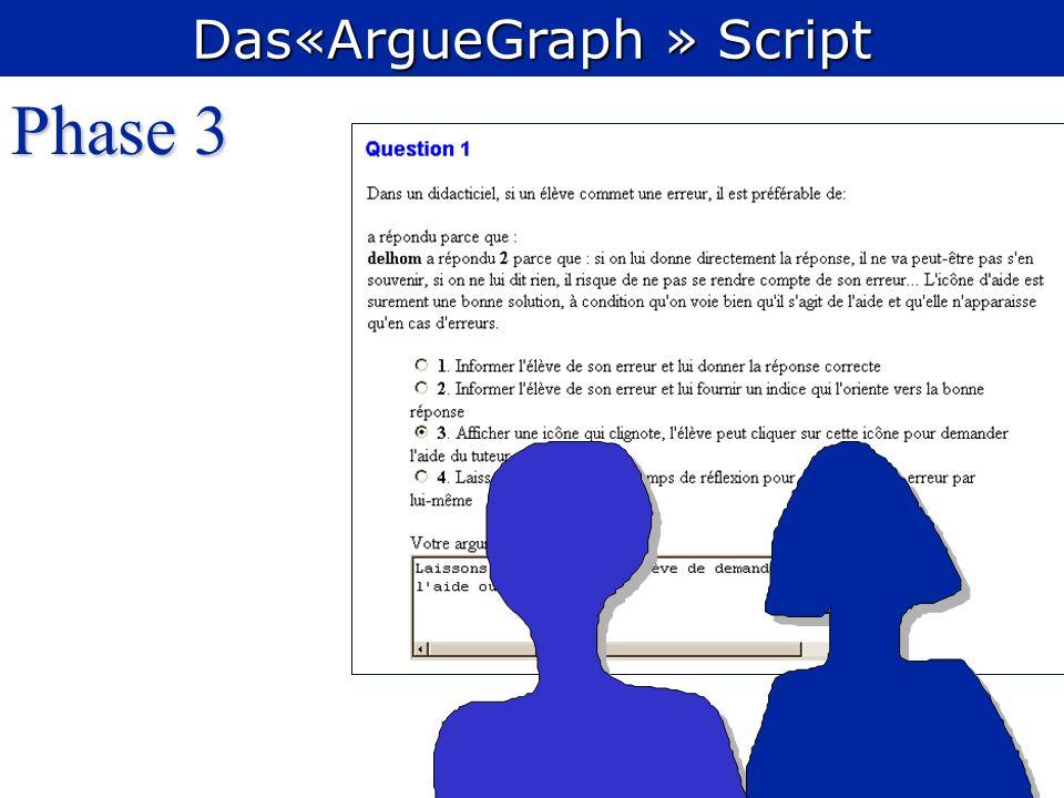 Das«ArgueGraph » Script