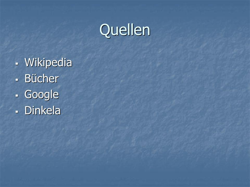 Quellen Wikipedia Bücher Google Dinkela